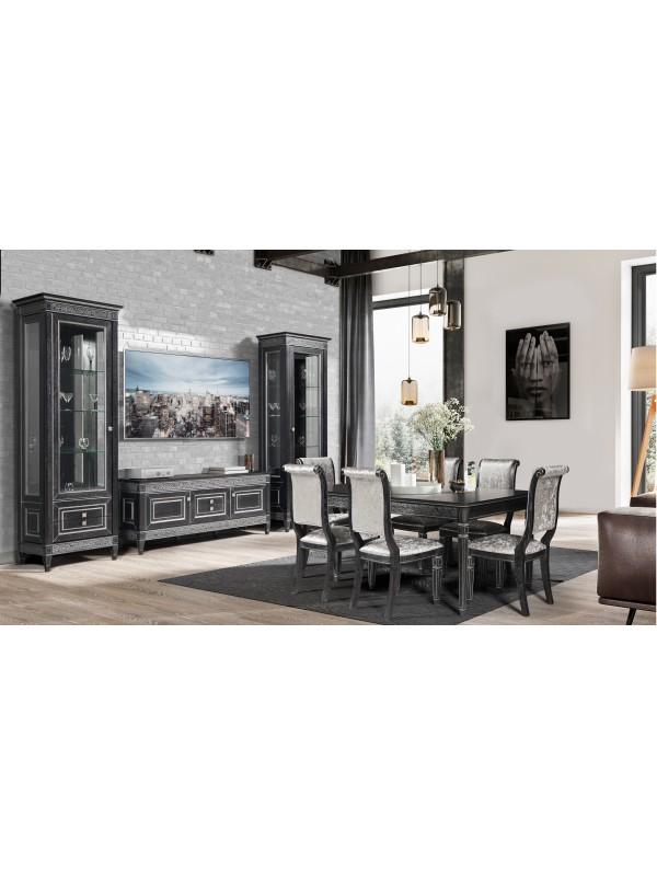Мебель для гостиной Бристоль чёрный