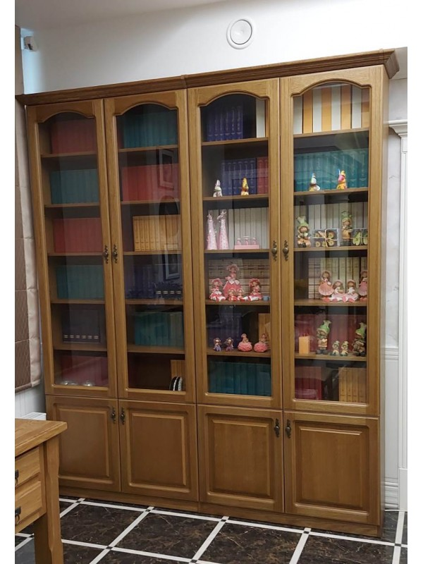 Шкаф для книг Купава ГМ 2311-12