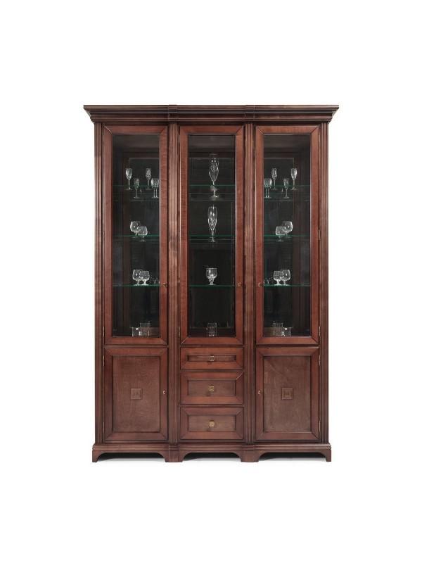 Шкаф-витрина Леванти ГМ 6613