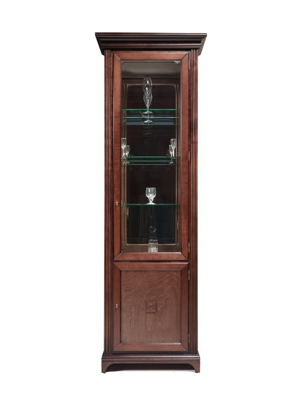 Шкаф-витрина Леванти ГМ 6611