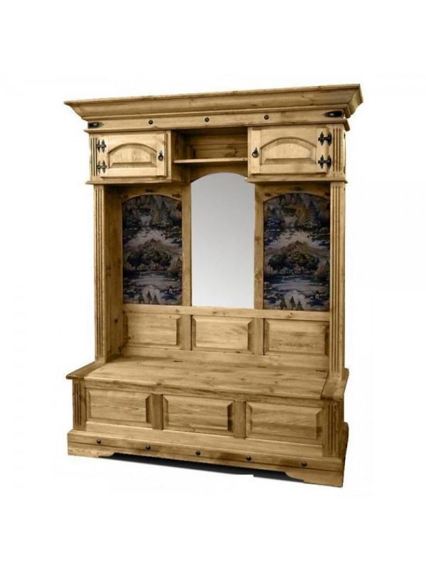 Шкаф для прихожей Викинг 04
