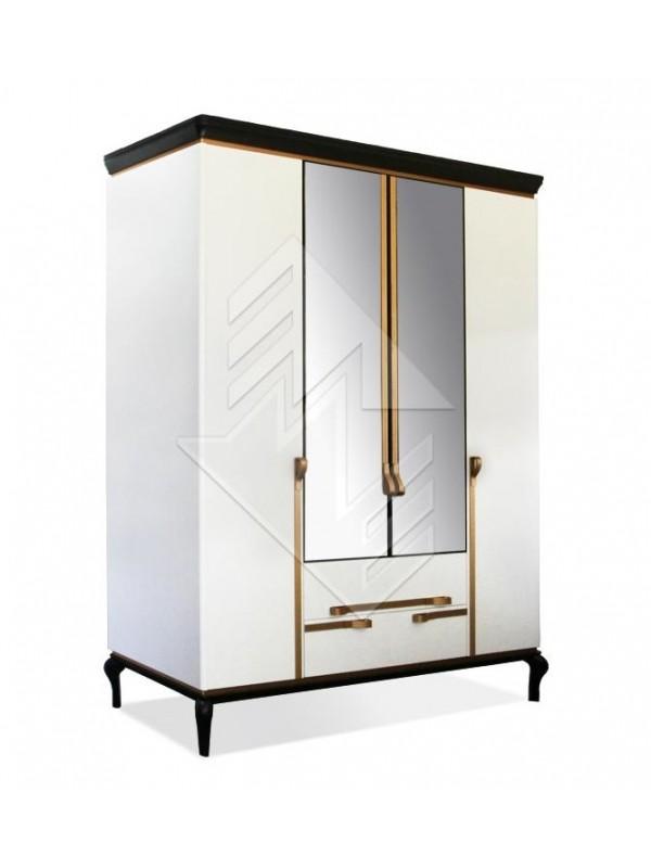 Шкаф для одежды Милина ММ-338-01/04