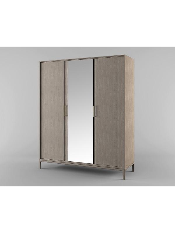 Шкаф для одежды D3 Брюгге ВМФ-1686