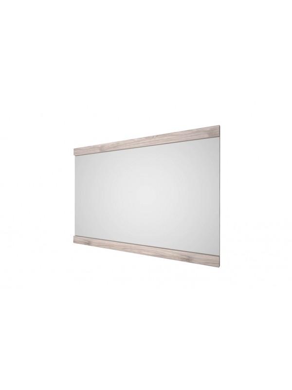 Зеркало навесное JAZZ В каштан найроби