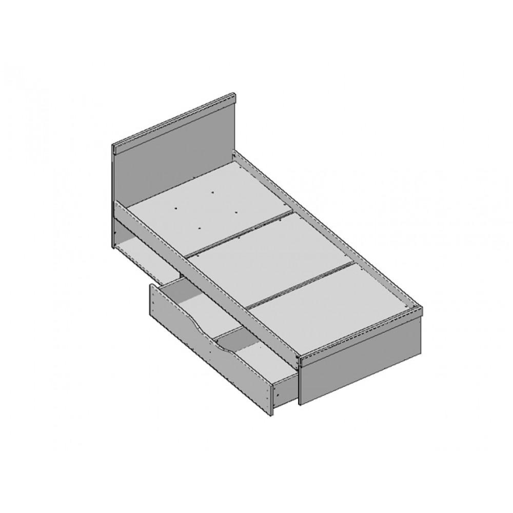 Кровать OSKAR 90 Anrex  00000036497