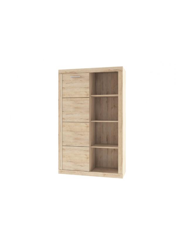 Шкаф OSKAR 1D комбинированый