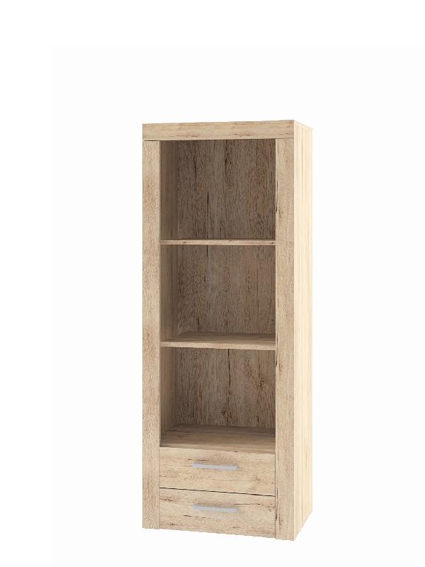 Шкаф открытый OSKAR 2SL