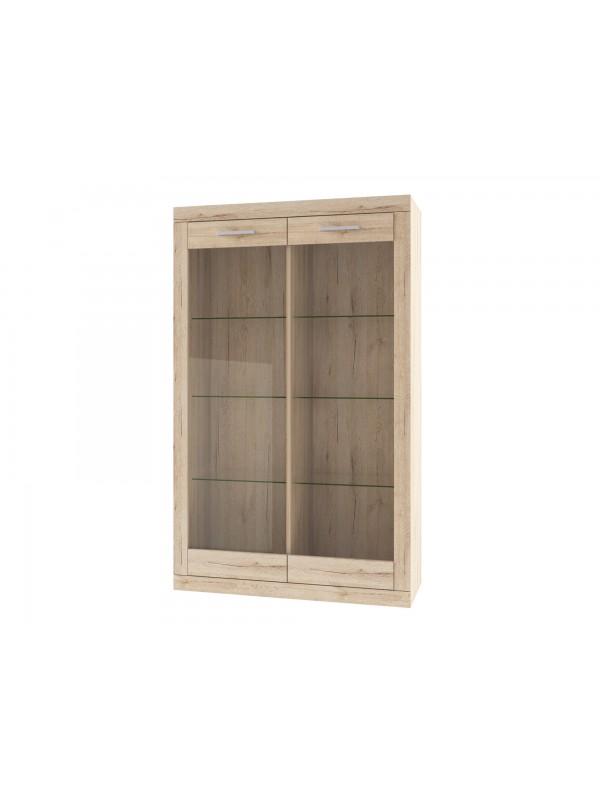 Шкаф-витрина OSKAR 2V