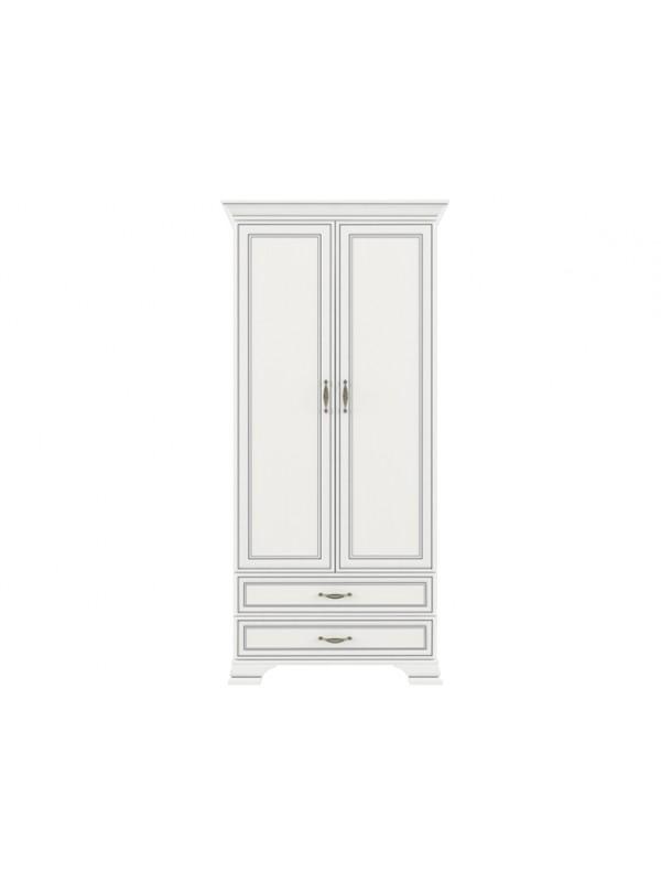 Шкаф TIFFANY 2DG2S + возможна комплектация полками 2DG2S