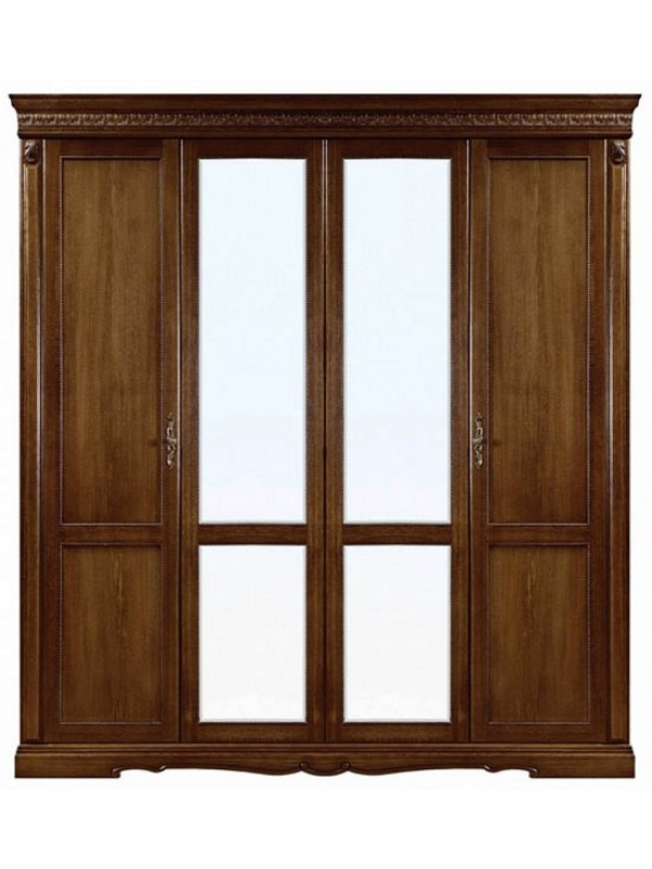 Шкаф Милана 4-дверный  П294.02