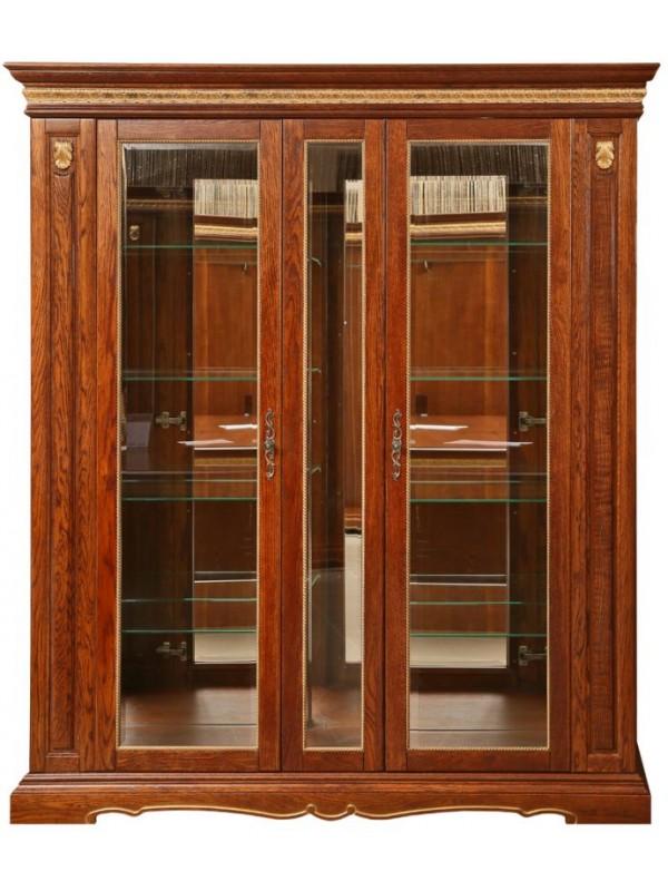 Шкаф с витриной Милана 11 П265.11