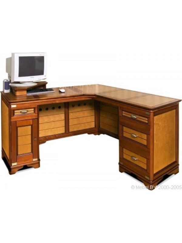 Стол письменный/для компьютера угловой «Марина» СКМ-001–52
