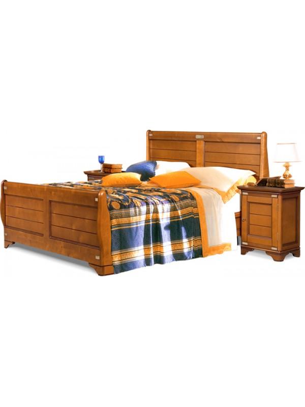 Кровать двухспальная «Марина» СКМ-001-11