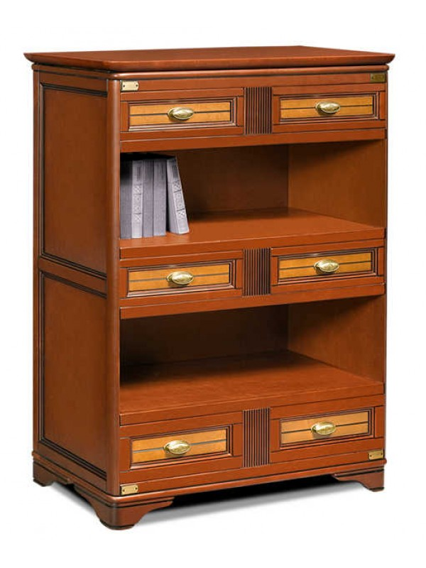 Шкаф для книг «Марина» СКМ-001–45