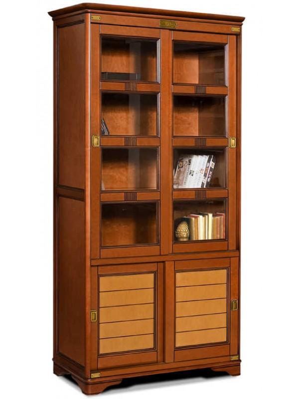 Шкаф для книг «Марина» СКМ-001–15