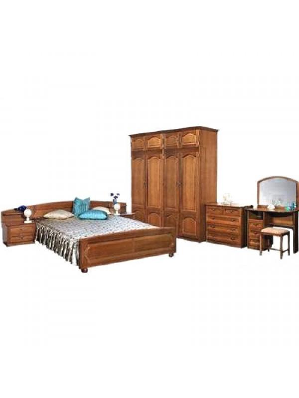 Спальня «Купава-1» ГМ 8420