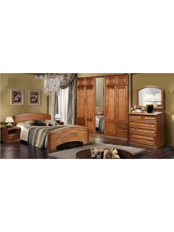 """Набор мебели для спальни """"Анастасия-1"""" ГМ 8350"""