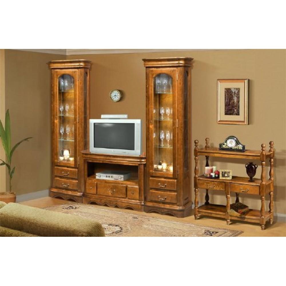 Мебель для гостиной Провинция Лидская МФ  1023