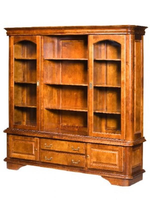 Шкаф для книг Провинция П01Б