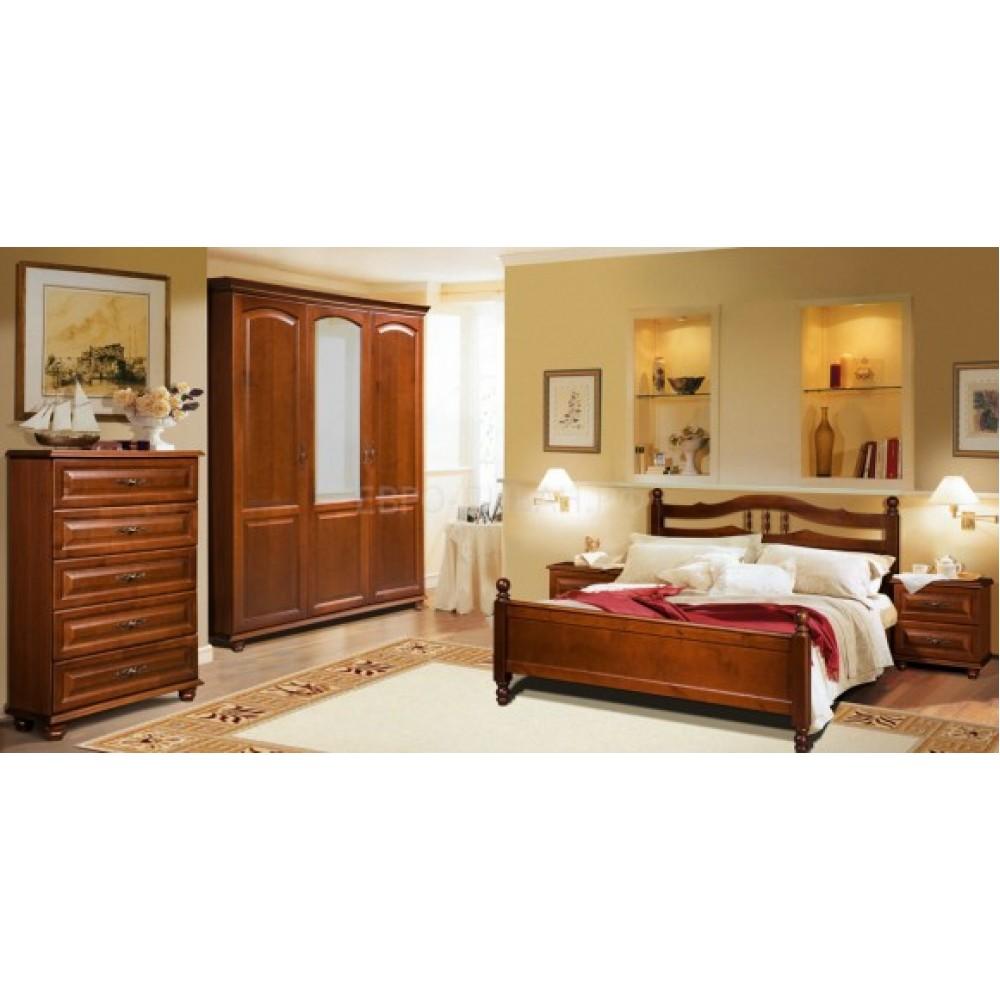 Спальня «Глория-6» Лидская МФ  3028