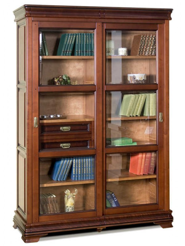 Шкаф для книг «Маэстро» СКМ-002–21