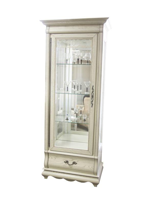 Шкаф Оскар с витриной ММ-210-01