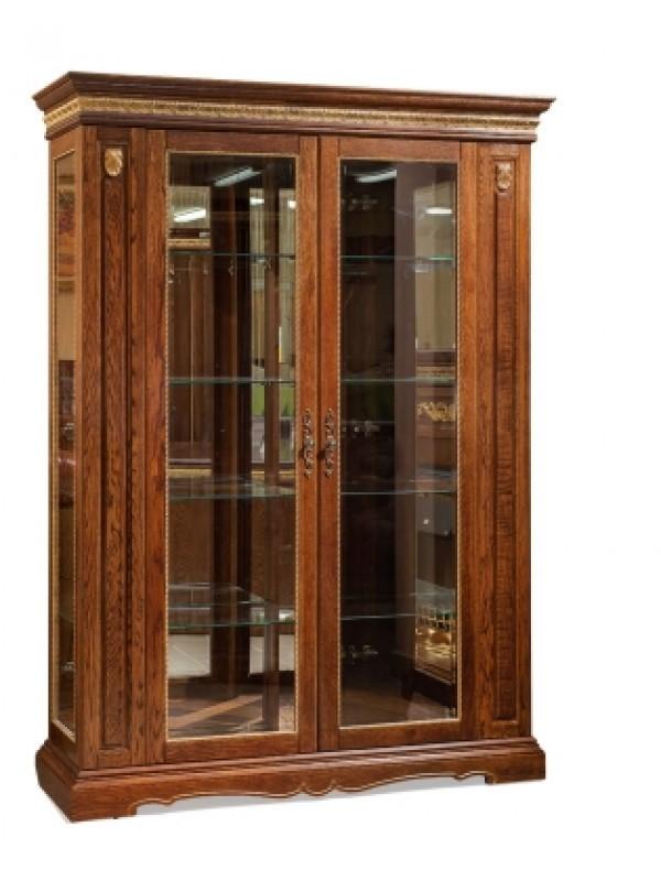 Шкаф с витриной Милана 5 П265.05