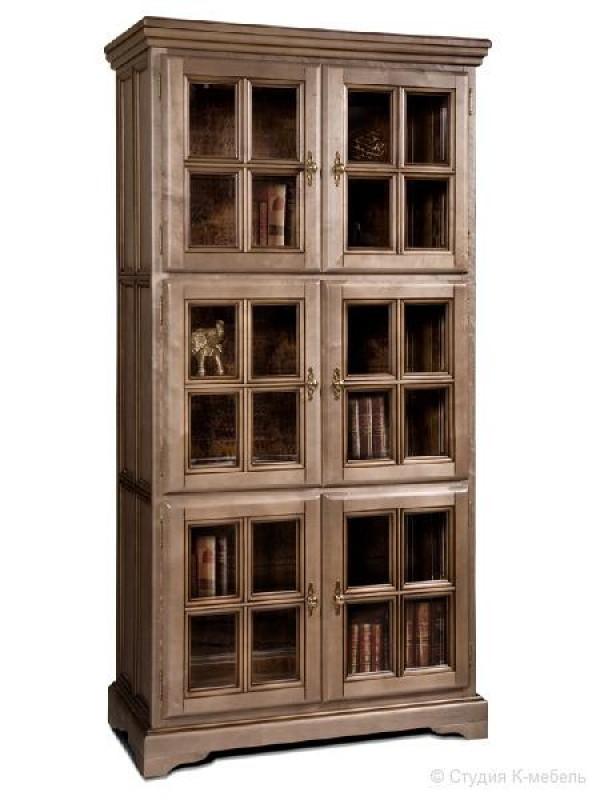 Шкаф для книг «Сальвина»   СКМ-003-28