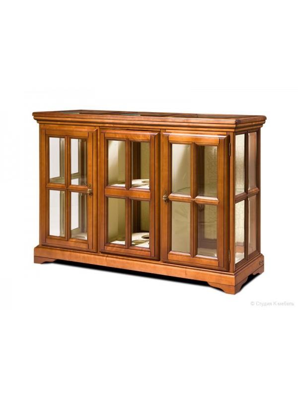 Бар с витриной «Сальвина» СКМ-003-55