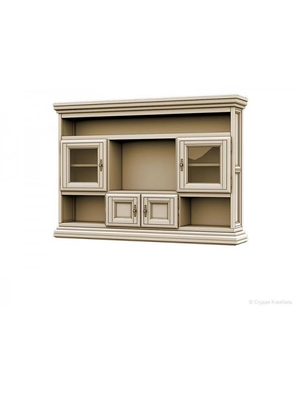 Шкаф настенный «Сальвина» СКМ-003-85