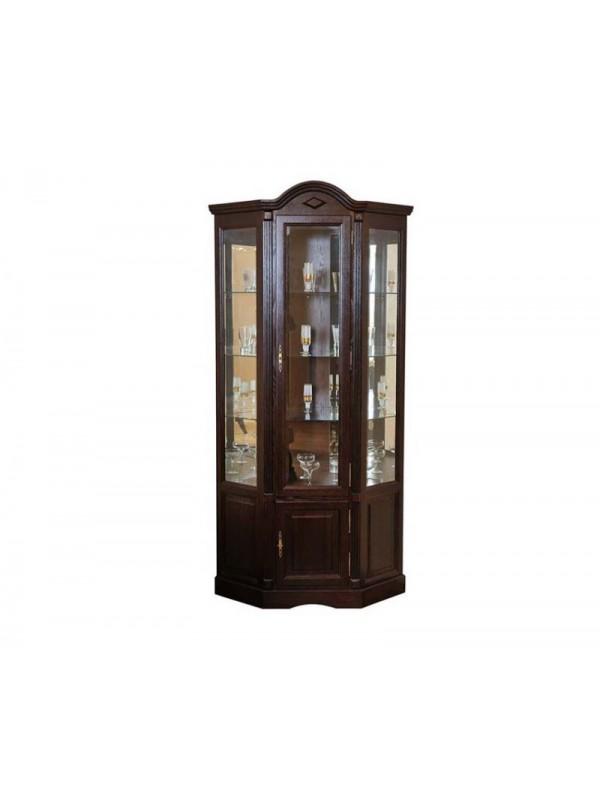 Шкаф с витриной Рубин ВМФ-6526-ММ Д3