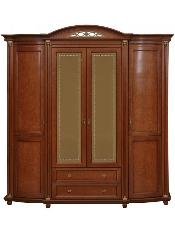 Шкаф Валенсия 4-х дверный П254.11