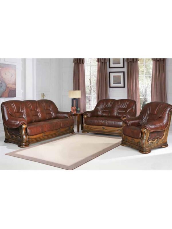 Набор мягкой мебели Консул-23 (115, 115+В-1)