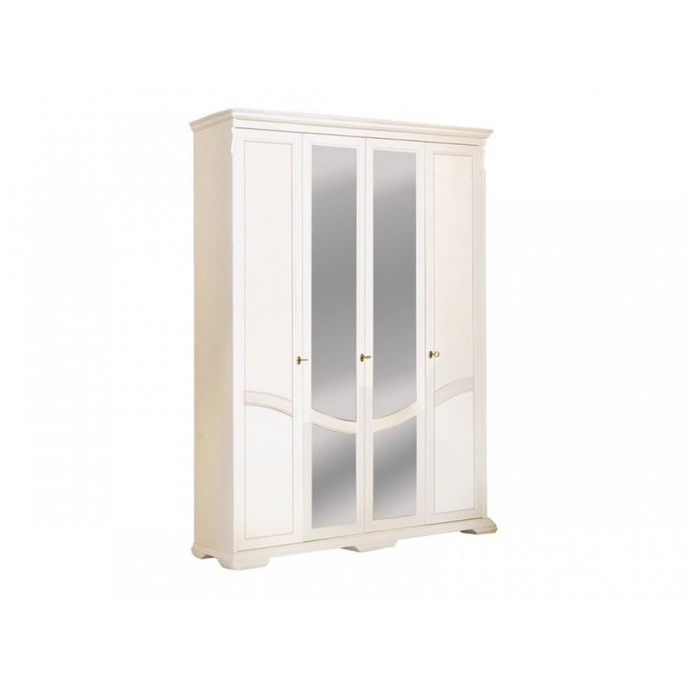 Шкаф для одежды Лика ММ-137-01/04 Молодечномебель  ММ-137-01/04