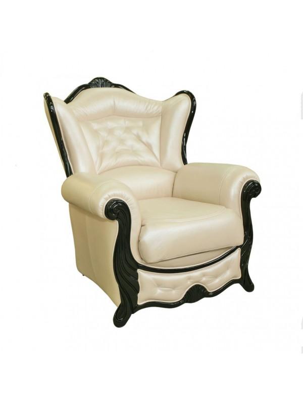 Кресло Патриция (кожа)