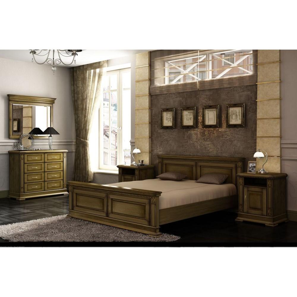 Спальня «Верди Люкс» (дуб) #2  Пинскдрев  «Верди Люкс» (дуб) #2