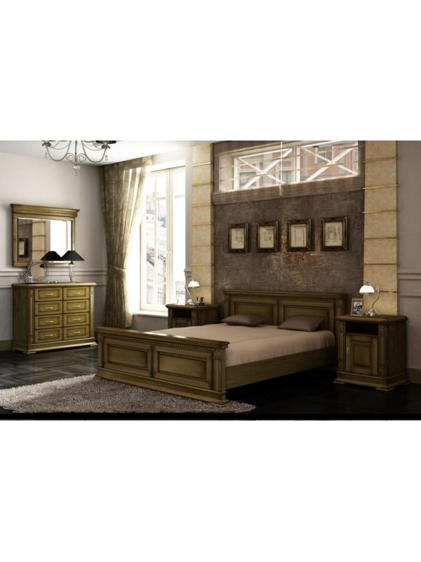 Спальня «Верди Люкс» (дуб) #2