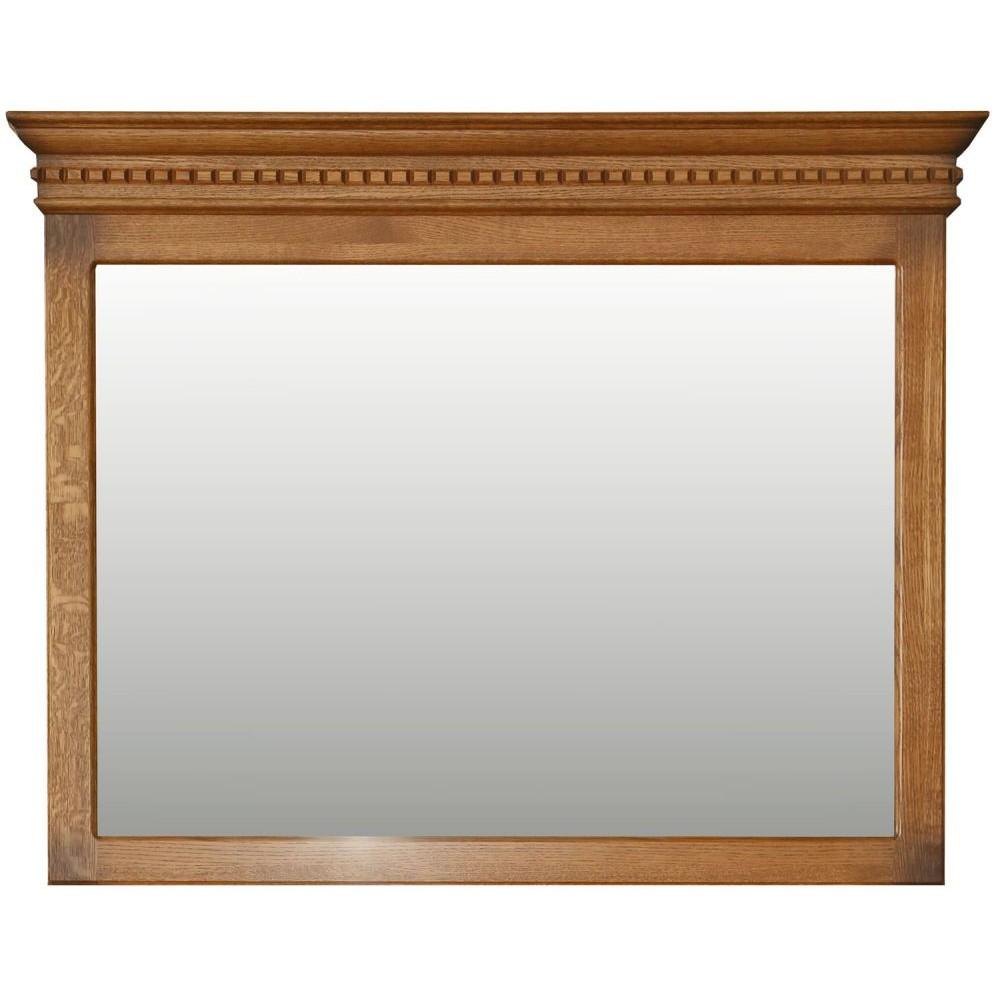 Зеркало «Верди Люкс 2» П434.160 Пинскдрев  00000034789